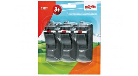 Märklin 23977 Kunststoffgleis-Prellbock