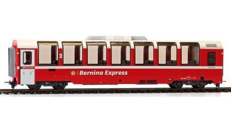 "Bemo 3294 142 Panoramawagen  Bp 2502 der RhB ""Bernina-Express"""