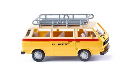 """Wiking 029201 VW T3 Bus """"PTT"""""""