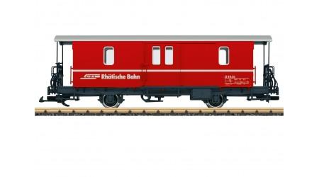 LGB 34554 Gepäckwagen der RhB