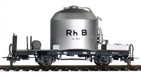 Bemo 2252 103 Zementtransportwagen UCE 8073 der RhB