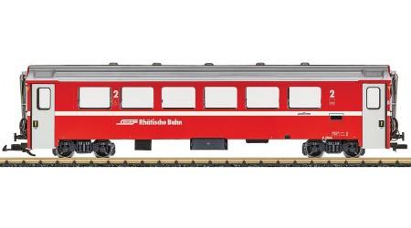 LGB 30512 Schnellzugwagen EW IV, 2. Klasse der RhB