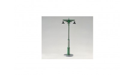 LGB 50560 Bahnhofslampe, 2-flamig