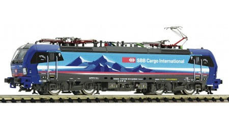 "Fleischmann 739389 Elektrolokomotive BR 193 521-2 ""Vectron"", SBB Cargo International"
