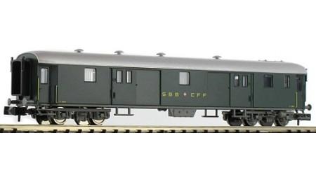Fleischmann 813003 Schnellzuggepäckwagen der SBB, Epoche III