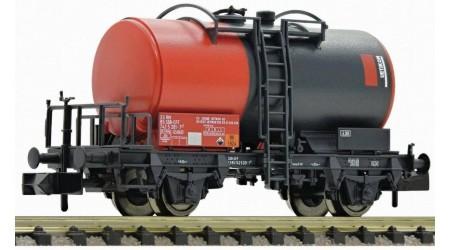 Fleischmann 841011 Kesselwagen CHEMIE UETIKON AG, eingestellt bei der SBB