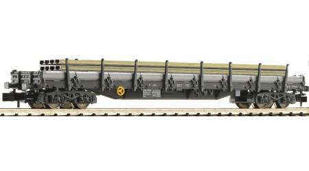 Fleischmann 828804 Flachwagen mit Seitenborden, Bauart Res der SBB, Epoche V - VI