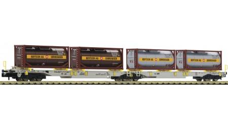 Fleischmann 825007 Doppeltragwagen der AAE