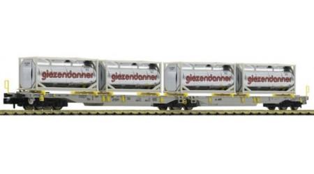 Fleischmann 825009 Doppeltragwagen der AAE