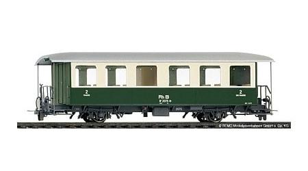 Bemo 3231 116 RhB B 2076 Zweiachs-Personenwagen