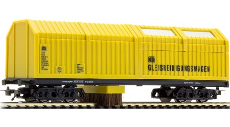 Lux 8830 Gleisstaubsaugerwagen