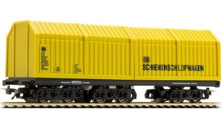 Lux 9136 Mittelleiter-Reinigungswagen