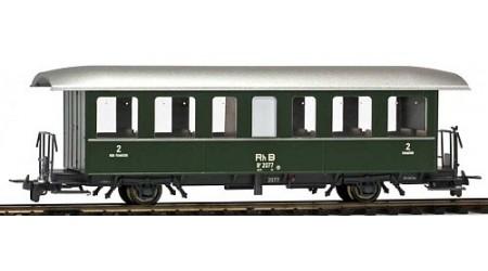 Bemo 3231 127 Zweiachser-Personenwagen der RhB B 2077