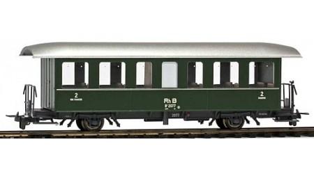 Bemo 3231 128 Zweiachser-Personenwagen der RhB B 2078