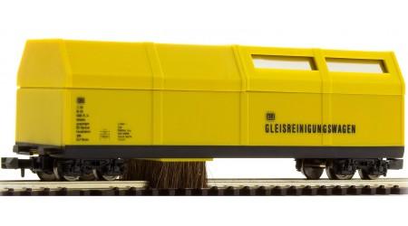 LUX 9070 Spur N Gleisstaubsaugerwagen