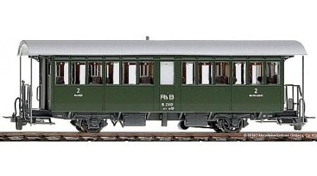 Bemo 3232 120 Zweiachser-Personenwagen der RhB B 2140
