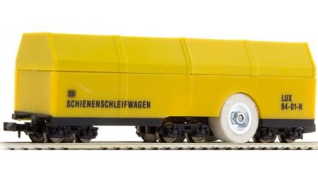 LUX 9470 Spur N Schienen- und Oberleitungsschleifwagen