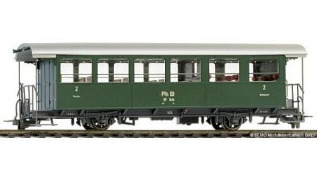 Bemo 3233 129 Zweiachs-Personenwagen AB2 1419 der RhB