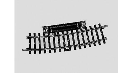 Märklin 2239 K-Gleis Schaltgleis gebogen