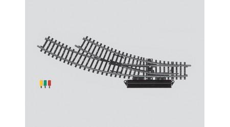 Märklin 2269 K-Gleis Bogenweiche rechts