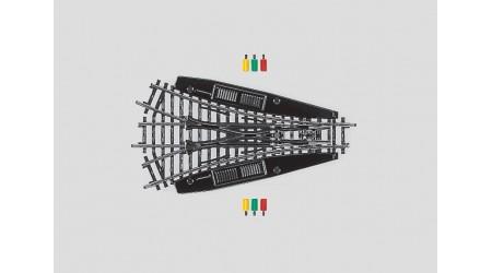 Märklin 2270 K-Gleis Symmetrische Dreiwegweiche