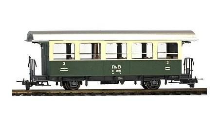 Bemo 3238 114 Zweiachs-Personenwagen der RhB C 2084