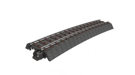 Märklin 24315 C-Gleis gebogen