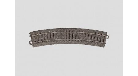 Märklin 24224 C-Gleis gebogen (Weichenbogen)
