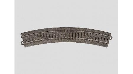 Märklin 24230 C-Gleis gebogen