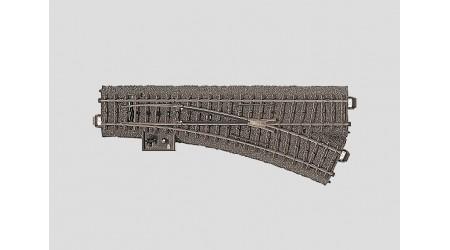 Märklin 24612 C-Gleis Weiche rechts 188,3 mm