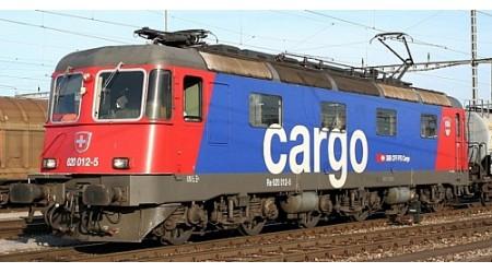 Kato / Hobbytrain 10175 Elektr. Lokomotive Re 6/6 SBB Cargo