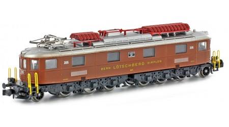 Kato / Hobbytrain 10182 E-Lok Ae 6/8 der BLS Nr. 205