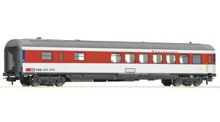 Roco 54168 Eurocity-Speisewagen der SBB