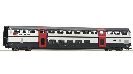 Roco 74502 Doppelstockwagen 2. Klasse der SBB