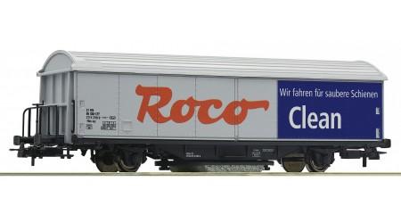 Roco 46400 Roco-Clean Schienenreinigungswagen