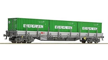 """Roco 67582 Rungenwagen der SBB """"Evergreen"""""""