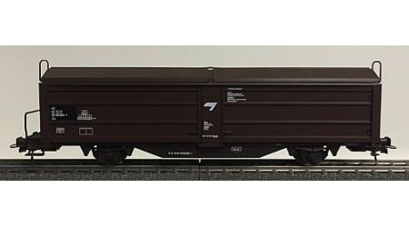 """Roco 47417 Schiebewandwagen Tbis der CJ """"Jurabahnen"""""""