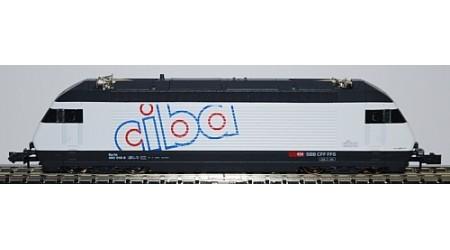 "Kato / Hobbytrain 13709-11 E-Lok Re 460 SBB ""Ciba 1"""
