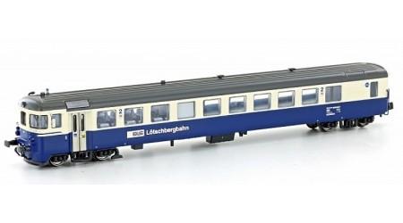 Kato / Hobbytrain 23940 Steuerwagen für Autoverladezug BLS