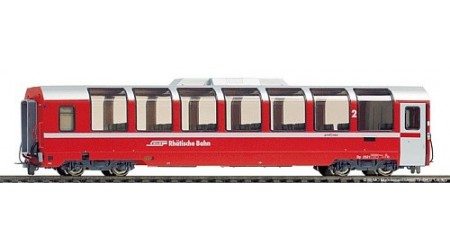 "Bemo 3294 135 Panoramawagen 2.Klasse RhB Bp 2525 ""100 Jahre Bernina"""
