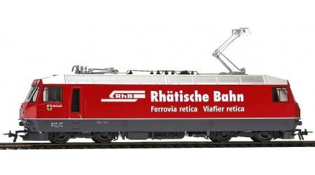 "Bemo 1359 167 Elektrolokomotive Ge 4/4 III RhB ""Grüsch"" digital mit Loksound"