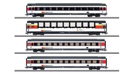 Märklin 43651 Personenwagen-Set SBB