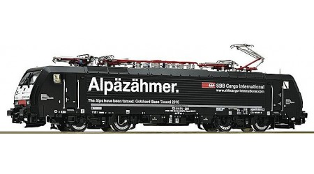 Roco 73628 Elektrolok Re 475 BLS Cargo