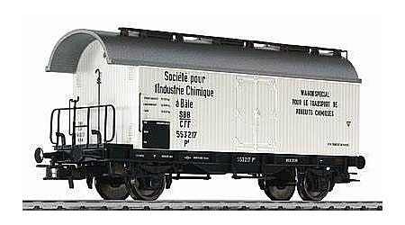 "Liliput 223052 Geschlossener Wagen ""Bell"", SBB-CFF, Epoche III"