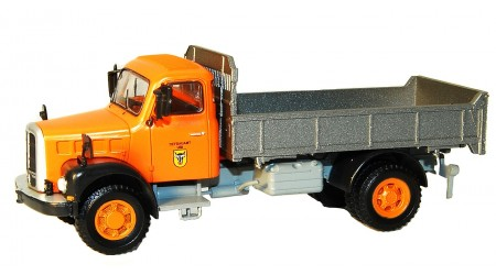 "Liliput 937534 Saurer 5DM Zivil Kipper Version ""Tiefbauamt Uri"""