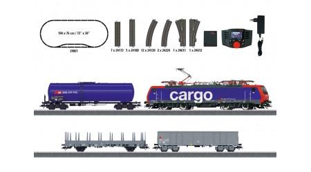 """Märklin 29861 Digital-Startpackung """"Schweizer Güterzug"""""""