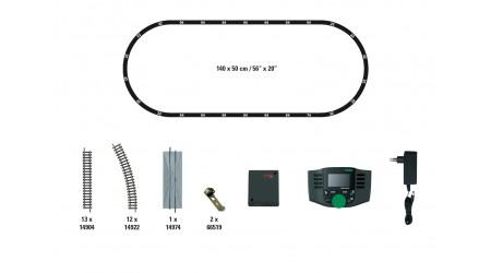 """Minitrix 11100 Einstieg """"Digital Starten Spur N"""""""