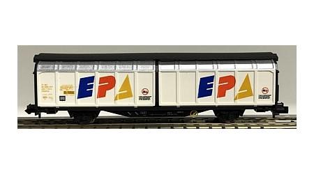 """Minitrix 13872 Schiebewandwagen SBB """"EPA"""""""