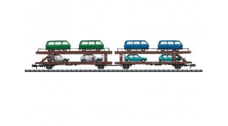 Minitrix 15441 Autotransportwagen DB