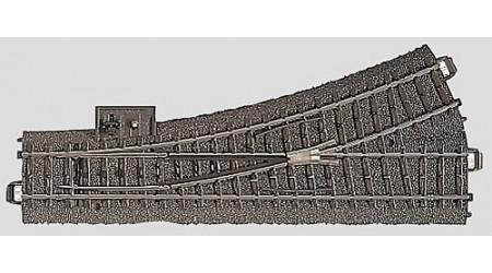 Trix 62611 C-Gleis Weiche links